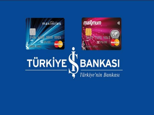 TÜRKİYE İŞ BANKASI KREDİ KARTLARI